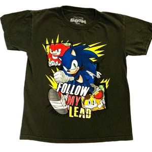 Other - Boys Sonic Boom T-shirt